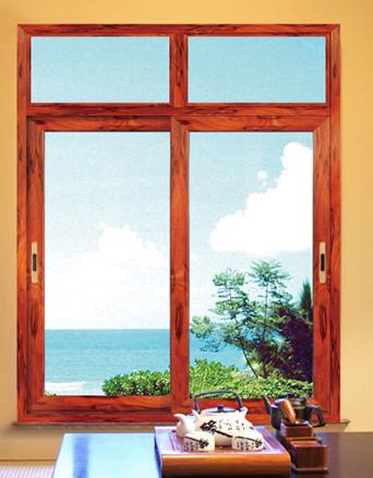烟台实木门窗