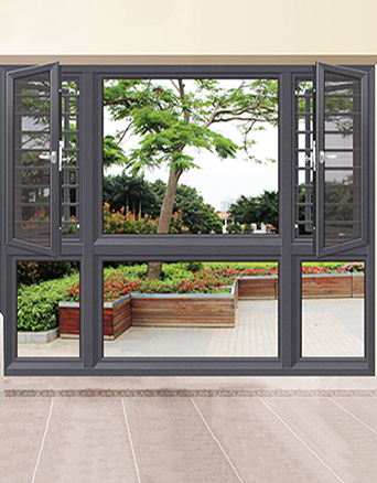 青岛铝包木门窗