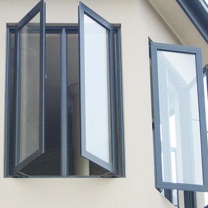 铝合金斜屋面外开上悬窗