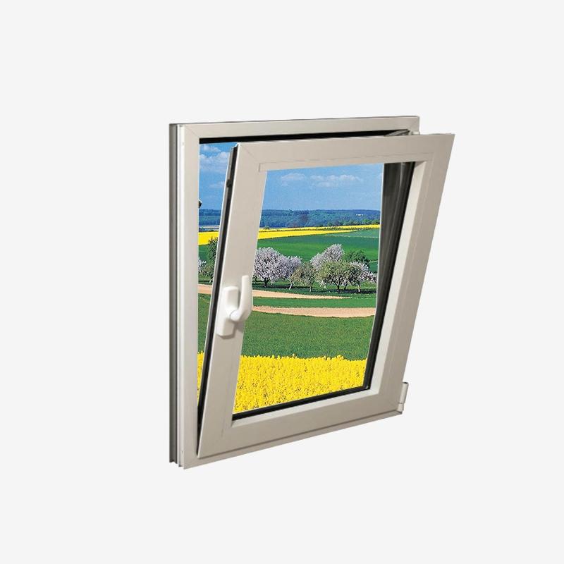 铝合金下悬内开窗