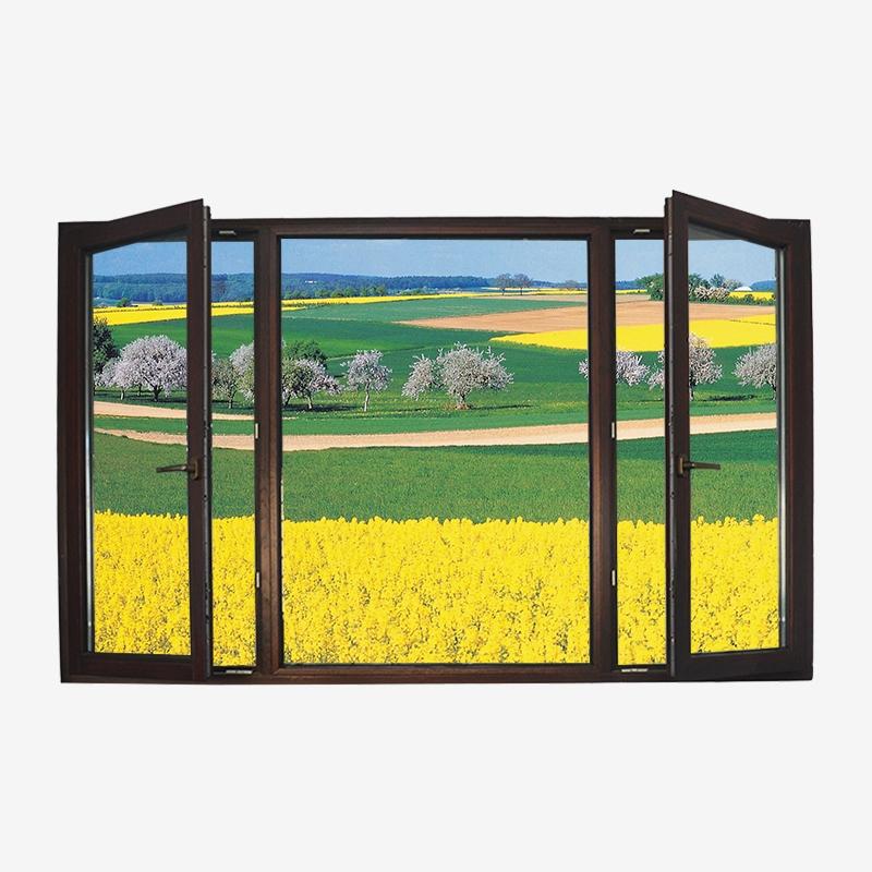 实木中式门窗