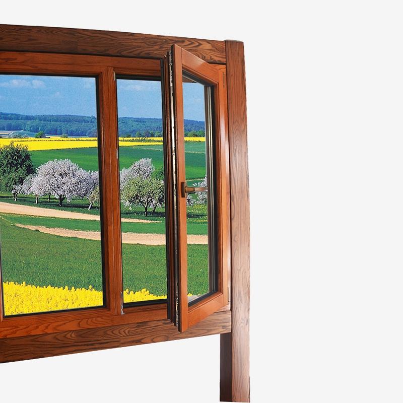 铝木复合推拉门窗