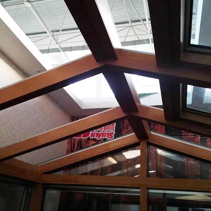 铝木复合门窗的安装技巧