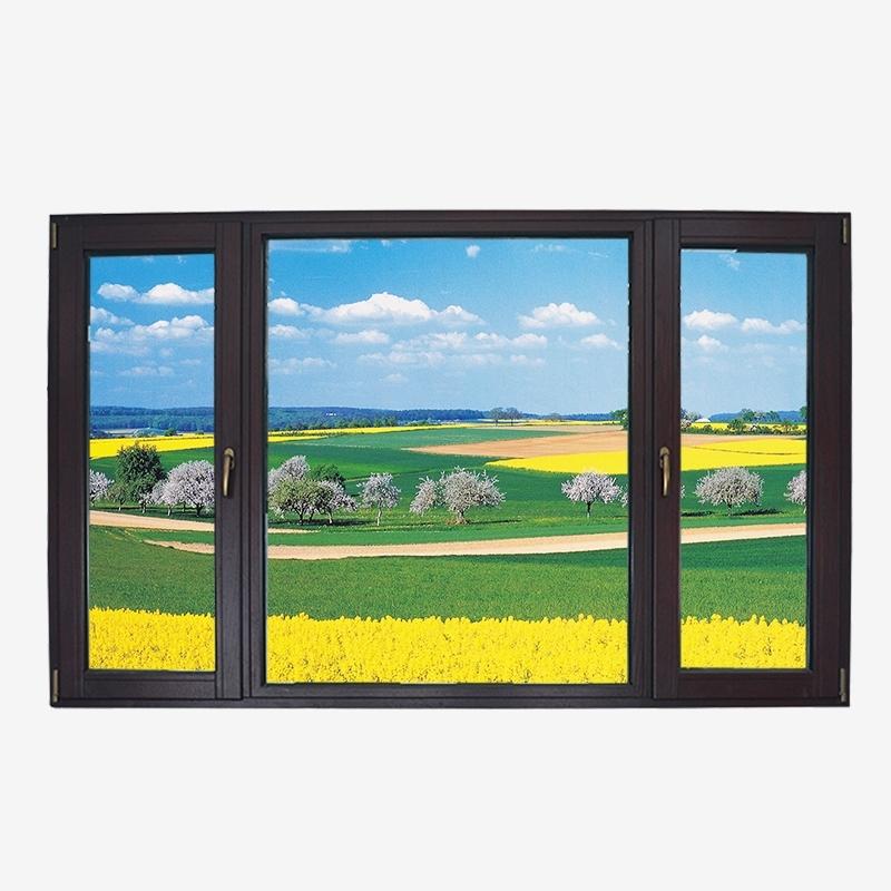 铝木复合门窗如何保养维护